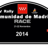 Rally Comunidad de Madrid-RACE 2014