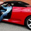 Ferrari 360 Modena. Como el vinagre.