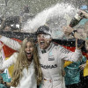Nico Rosberg calla al mundo.