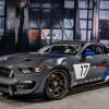 Nuevo Ford Mustang GT4. Brutalidad en el Salón SEMA 2016.