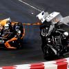 Pero dónde vas Pascual! Wehrlein crash Massa ROC2017