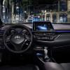 Toyota C-HR consigue cinco estrellas Euro NCAP