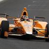 Fernando Alonso aprueba para la Indy