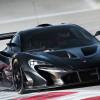 Video McLaren P1 GTR LM bate el record de Nürburgring
