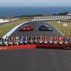 La Ducati de Melandri se impone en Phillip Island