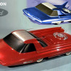 Ford Nucleon, un reactor por carretera.