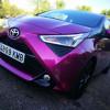 Probamos el Toyota Aygo 2018 X-cite