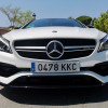 Prueba Mercedes-Benz CLA AMG 45 Shooting Brake