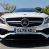 Prueba Mercedes-Benz CLA AMG 45 Shooting Brake