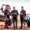 Mini va a por todas en Dakar 2019.