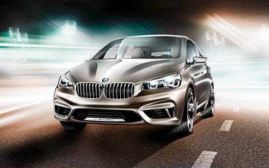 BMW Active Tourer Concept Car