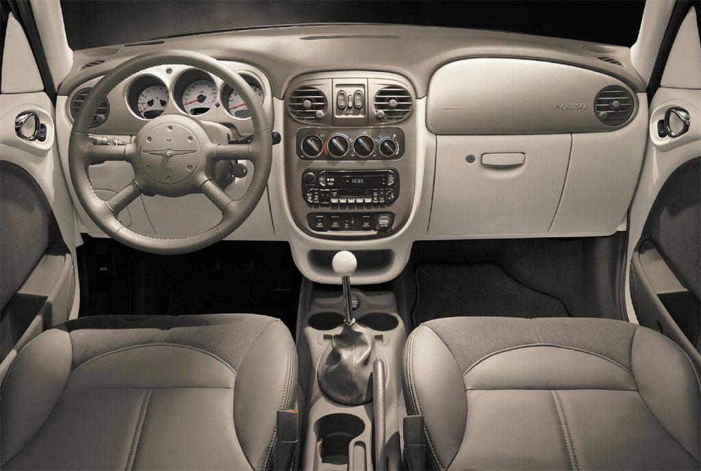 Great Chrysler Pt Cruiser Interior 2. « Nice Look