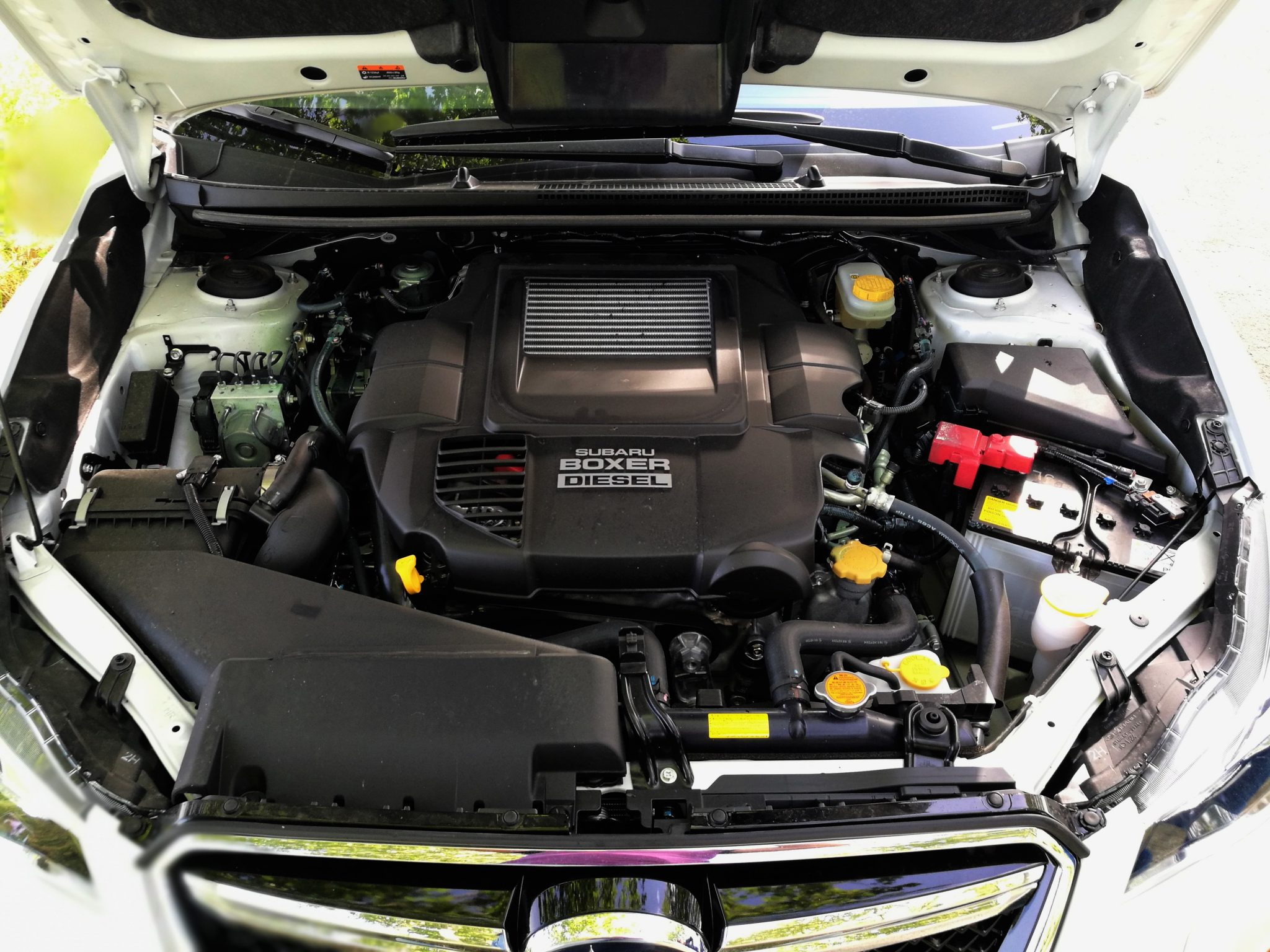 Subaru XV Boxer Diesel Motor Boxer CAR and GAS