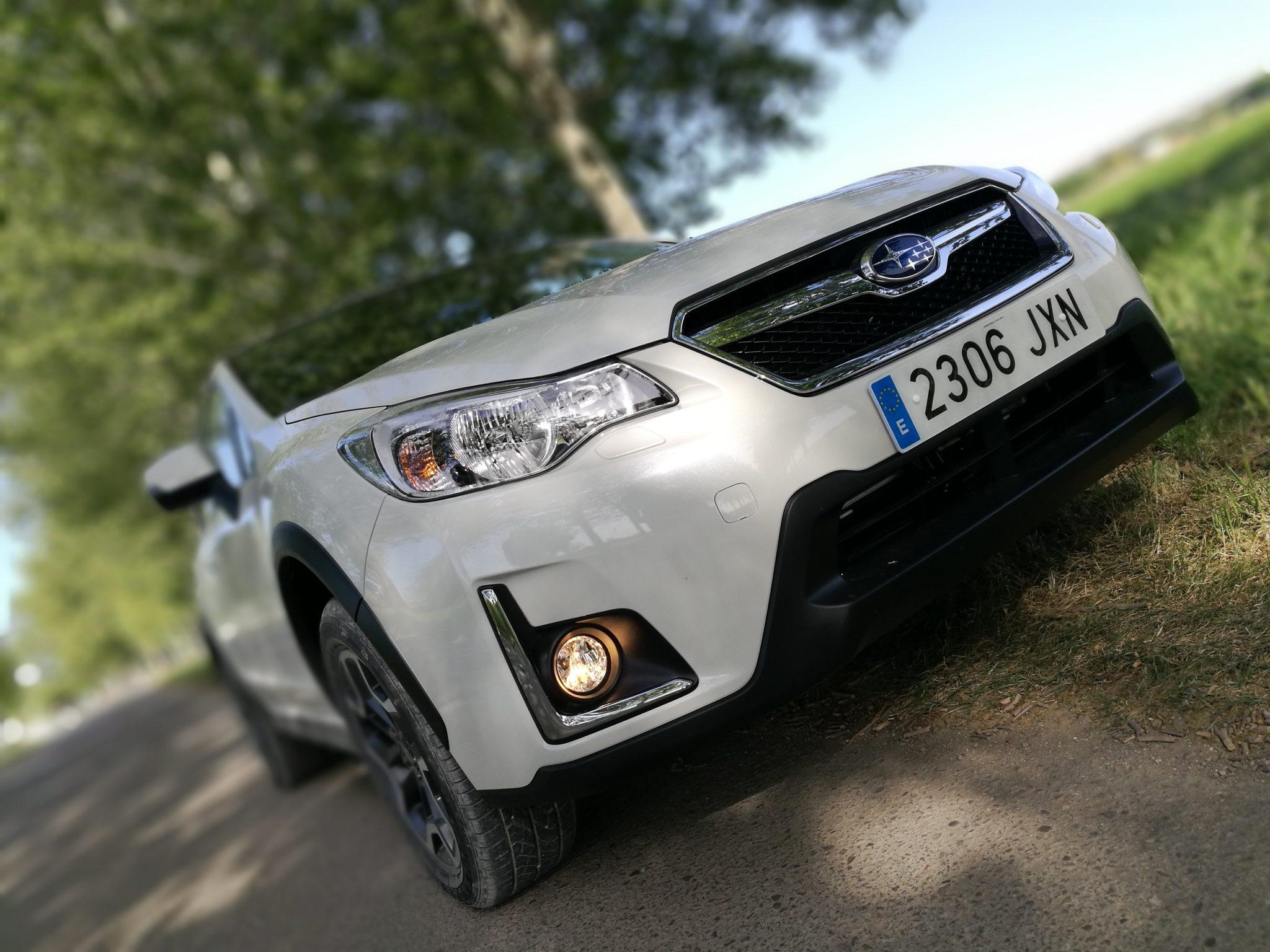 Subaru XV Boxer Diesel frontal 2 CAR and GAS