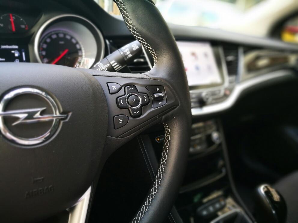 Mandos volante Opel Astra 2017 1.6 CDTi 110cv Excellence