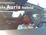 Prueba Toyota Auris