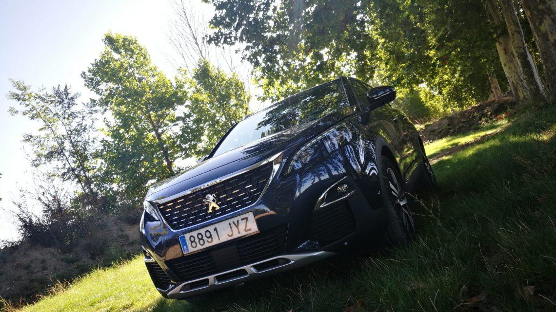 Peugeot 5008 GTLine frontal