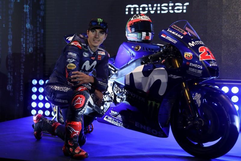 Maverick Viñales - Movistar Yamaha M1 MotoGP 2018