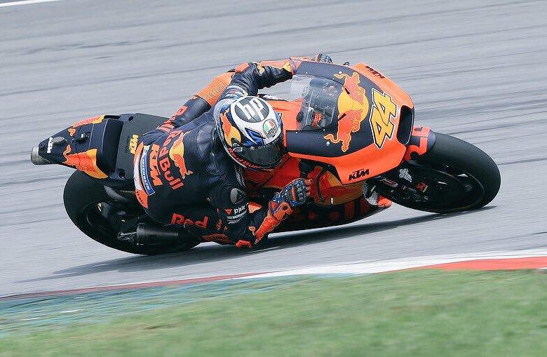 Pol Espargaro KTM 44