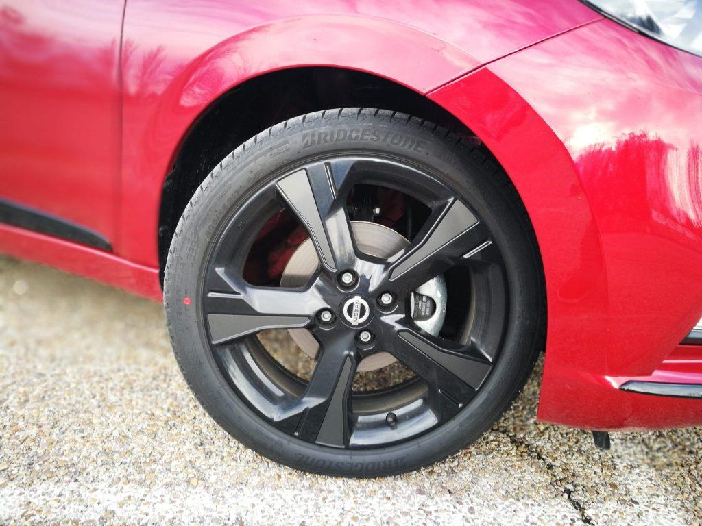 Nissan Micra IG-T 90 Llantas 17 opcionales