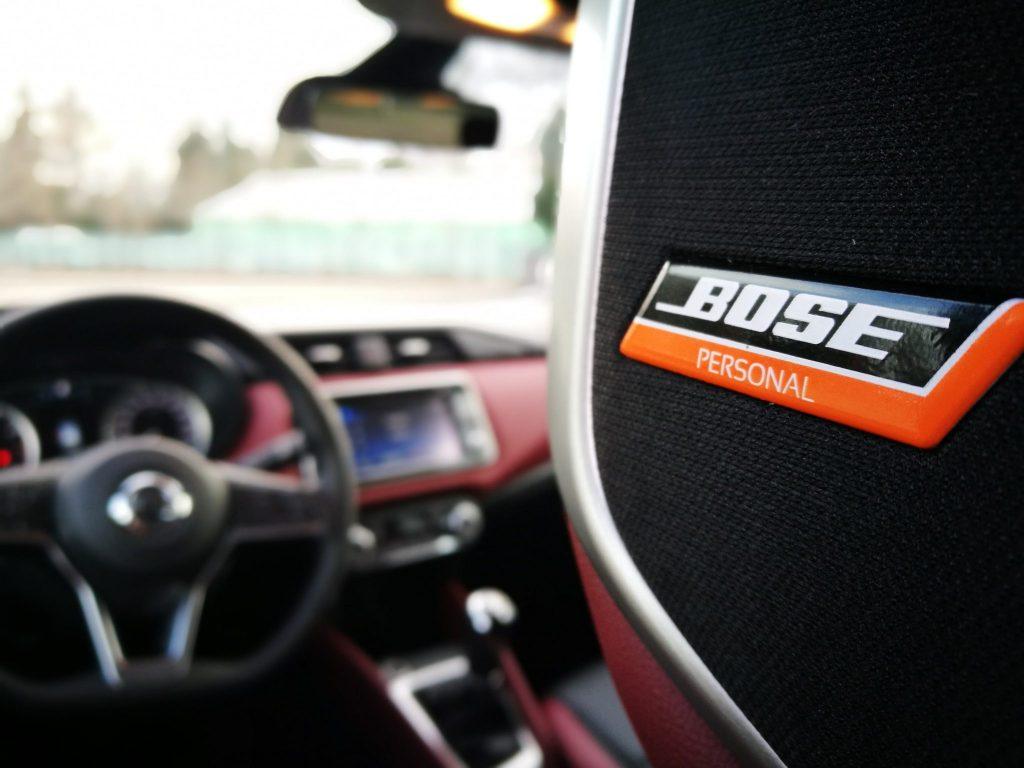Nissan Micra IG-T 90 Sistema Personal BOSE