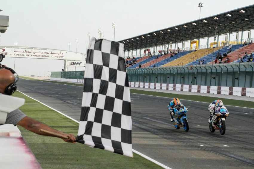Moto 3 Qatar 2018