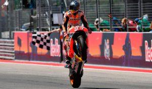 Marc Marquez MotoGP Austin