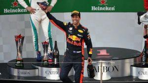 Daniel Ricciardo - GP China