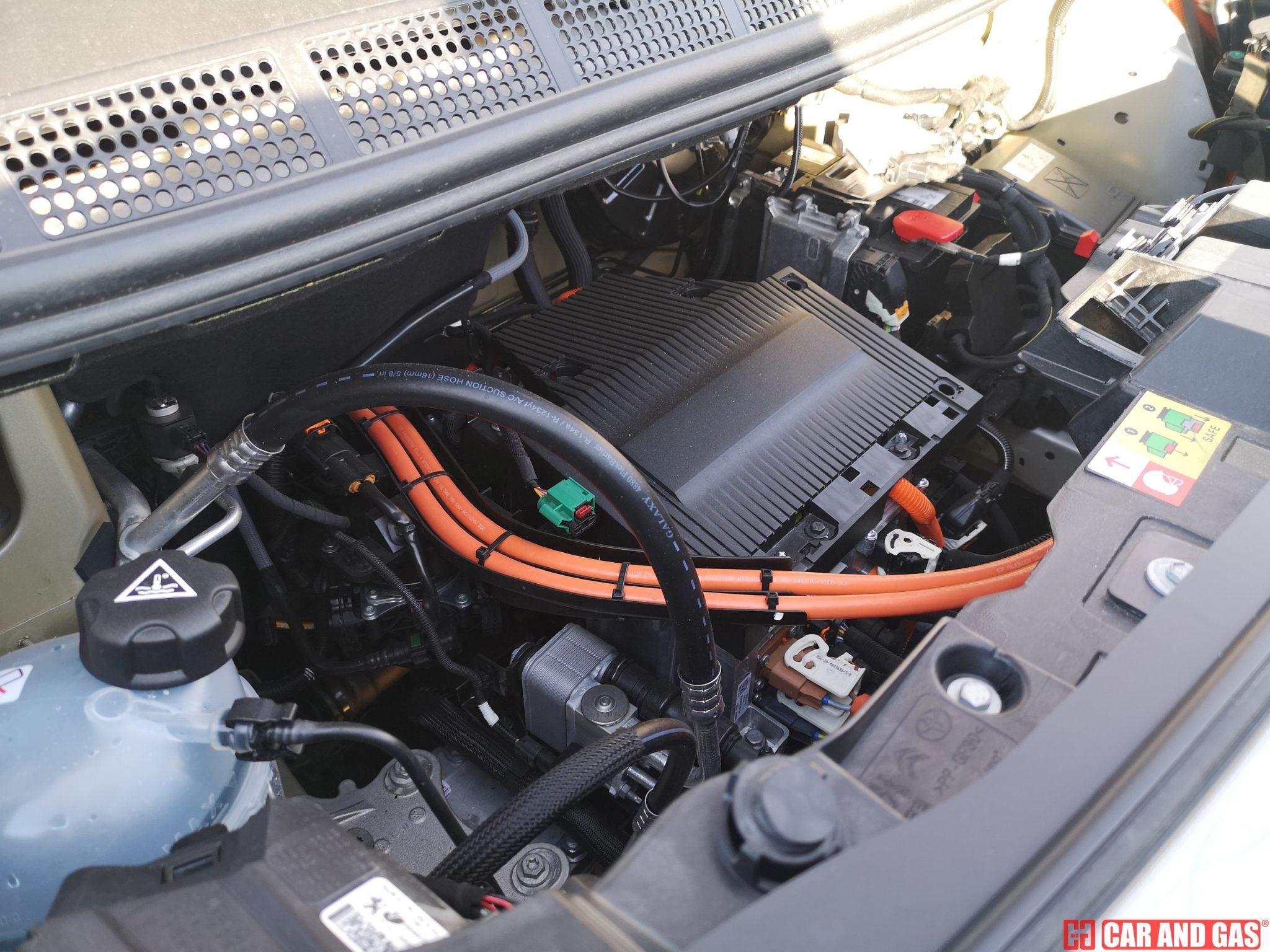 Motor peugeot e-Expert